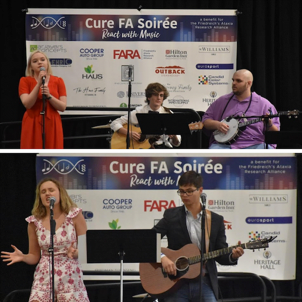 Cure FA Soiree Collage 2