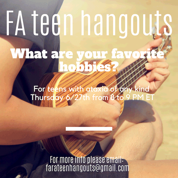 June Teen Hangout